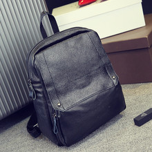 Backpack Women Genuine Leather Backpack Preppy Style Women Backpack High Quality School Bags for Teenagers Free Shipping