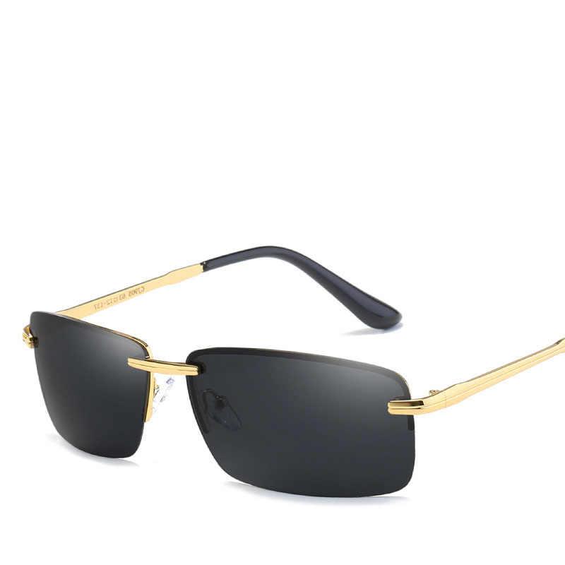 0e79d5a70d7 Steampunk Goggles Polarized Carter Hot Rays Luxury Brand Men Sunglasses  Square Lunette Shades Male Sun Glasses