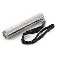TrustFire F23 160lm-Mode White Light mini LED Flashlight Torch Cree XP-E Q3 LED Đèn Pocket Light-Bạc (1 x AAA)