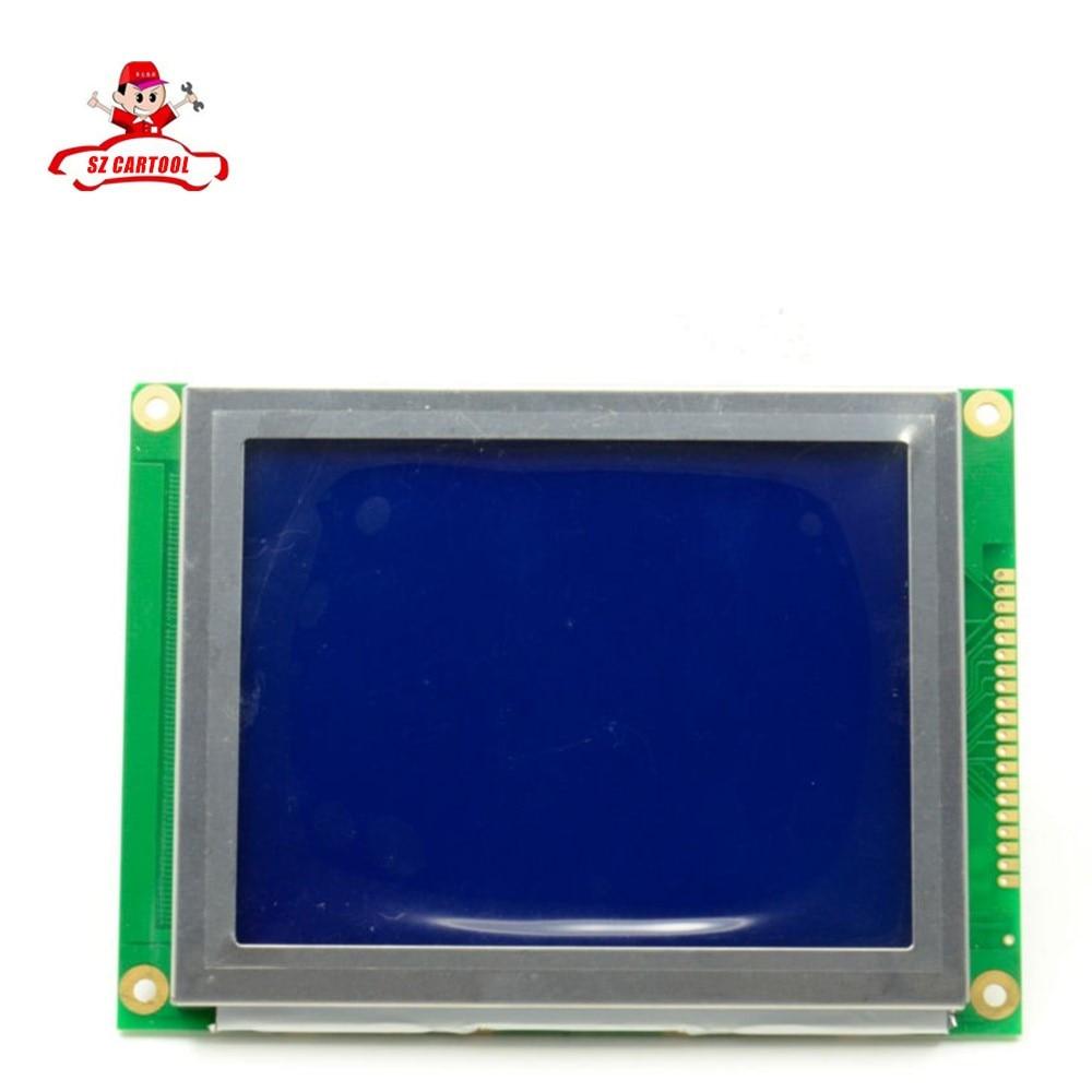 ФОТО High Quality for G-M TECH2 LED screen Free Shipping for G M TECH 2 Diagnostic Tool Vetronix Screen for G M TECH2