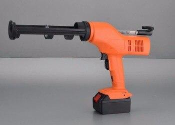 שימוש בחומר איטום מחסנית מקצועי באיכות טובה 14.4 V אלחוטי סוג מחסנית אקדח אטימה סוג 14.4 V סוללה טובה (BC-1426)