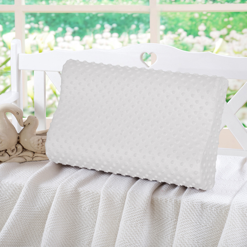 New Memory Memory Pillow Komfortowe poduszki na szyję do spania w - Tekstylia do domu - Zdjęcie 3