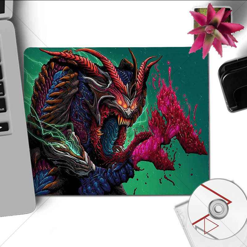 Yinuoda Funny Hyper Beast Wallpaper Durable Rubber Mouse Mat Pad Size For Size For 180x220x2mm And 250x290x2mm Small Mousepad