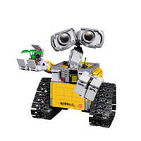 Free Shipping Lepin 16003 Idea Robot WALL E Building Set Toys Educational Bricks Blocks Bringuedos 21303