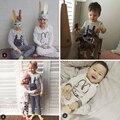 4 ЦВЕТА БОБО ВЫБИРАЕТ детские мальчики одежда наборы девушки одежды дети пижамные комплекты vetement enfant гарсон kikikids nununu Дети bebe