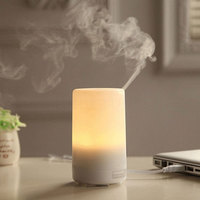 Ultrasonic Humidifier Aroma Air Diffuser With LED Lights Electric Essential Oils For Aromatherapy Diffusers Fogger