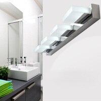 Dimmable 9 W/12 W/15 W LED SMD 5730 aplique de pared lámpara ajustable espejo luz frontal ducha habitación|Lámparas LED de pared de interior| |  -