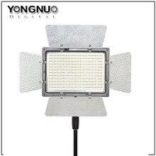 Yongnuo yn-900 yn900 pro luz de vídeo led 3200 k-5500 k para canon nikon videocámara de la cámara + adaptador de corriente ac cargador de conmutación