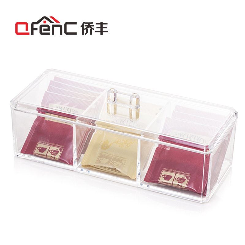 Acrylic Food Storage Containers Part - 16: QFENC Kitchen Organizer Plastic Storage Container Acrylic Container Food  Container Organizer Food Storage Container(China