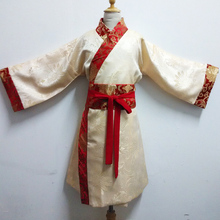 2016 Hmong Clothes Sale New Polyester Men Dance Costumes Disfraces Children s Costume Hanfu Ancient Chinese