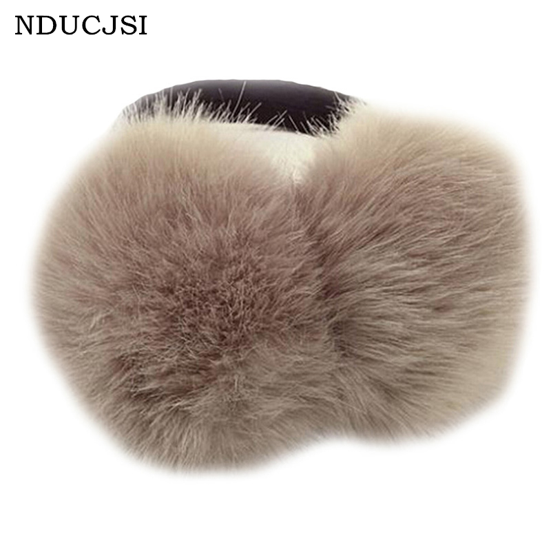Winter Super Quality Female Gesign Elegant Earmuffss