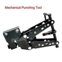 Ferramenta de perfuração mecânica Manual de soco máquina Portátil de aço do ângulo/planos de aço/alumínio linha de processamento de cobre ferramentas de abertura|Brocas|Ferramenta -