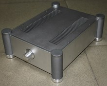 2016 New aluminum amp chassis /home audio amplifier case (size 310 * 230 * 90MM)