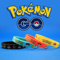 High Quality 4 Pcs/lot 4 Colors Figuras Pokemon Go Wristband Pocket Monsters Pikachu Squirtle Printed Silicone Band Child Gifts
