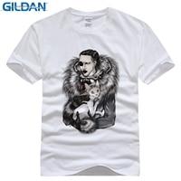 GILDAN Fashion Women And Men T Shirt Marilyn Manson Metal Rock Cotton T Shirt DT016