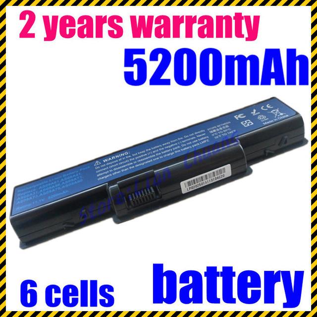 As09a41 as09a56 as09a70 jigu batería del ordenador portátil para acer emachines e525 E630 E725 E625 E627 G430 G625 G627 G630 G725 G630G as09a31