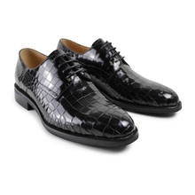 2017 men flat Hot Sale Sapato Masculino Real Superstar Black Custom Mens Derby Shoes Fashion Casual Cow Leather Lace Up Genuine