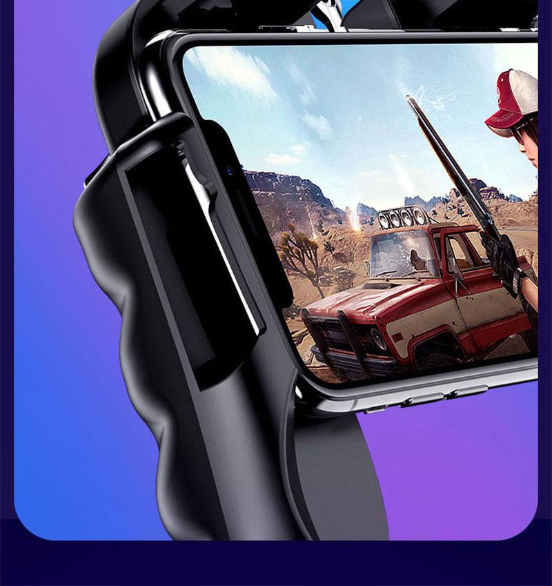Controlador PUBG gatillo de juego móvil 5