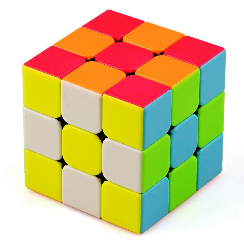 SHENHSOU TANK Professional Magic Cube 3x3x3 Speed Puzzle 3*3 Cube Educational Toys Cubo Magico