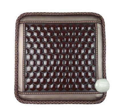 Authentic jade germanium Shi Xiuyu office electric heating health care keeping in good health cushion MATS administrative shortfalls in health care management in uganda