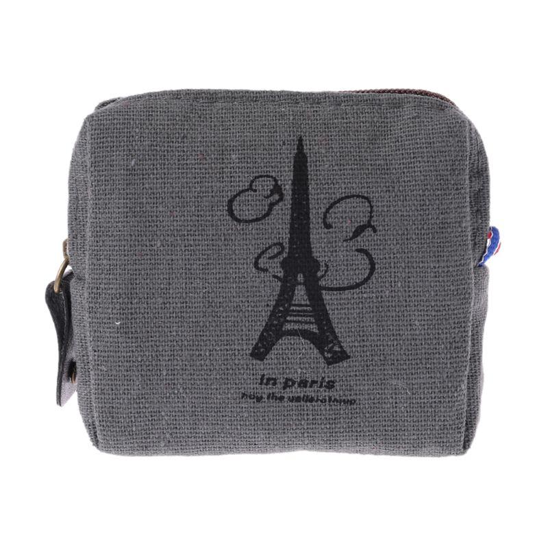 earbud holder Money Pouch Small Travel Wallet Little Zipper Pouch Card Wallet Fish coin purse Zipper Coin Wallet