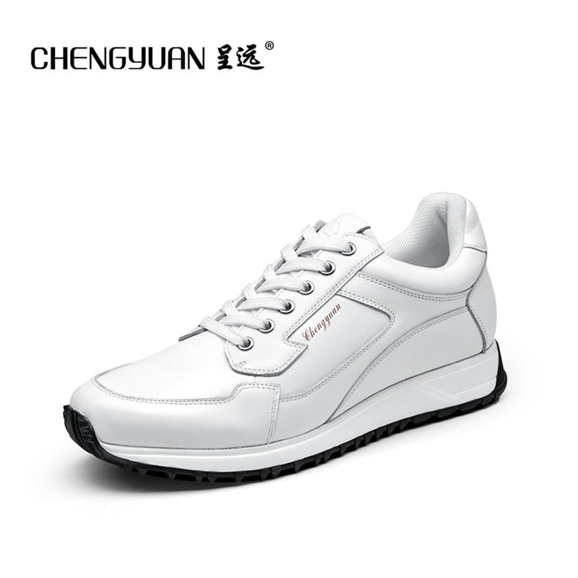 Mens Casual Shoes 2017 for men summer Leather breathable flats creepers comfortable white lace up men flat Shoes men casual shoes summer pu leather sport flat walking lace up shoe mens trainers basket zapatilla hombre comfortable sneakers