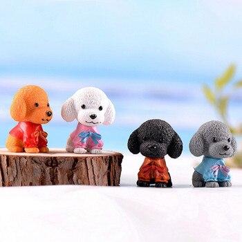 Cute Dog Puppy Miniatures