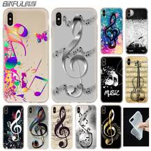 coque iphone xr note de musique
