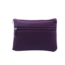 PU Leather Coin Purses Women s Small Change Money Bags Pocket font b Wallets b font