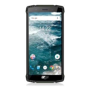 Image 3 - HOMTOM ZOJI Z9 6GB 64GB IP68 5500mAh Waterproof Mobile Phone Heart Rate Android 8.1 5.7inch Face ID Fingerprint 4G Smartphone