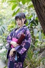 Vintage Yukata Floral Novelty