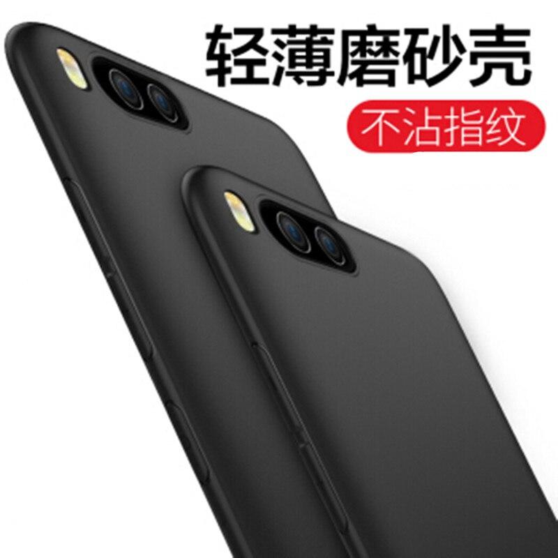For Xiaomi Mi 6 Mi A1 Mi5X case 360 degree full protect Ultra thin matte soft TPU case for Xiaomi Mi6 Mi A1 Mi 5x case glass