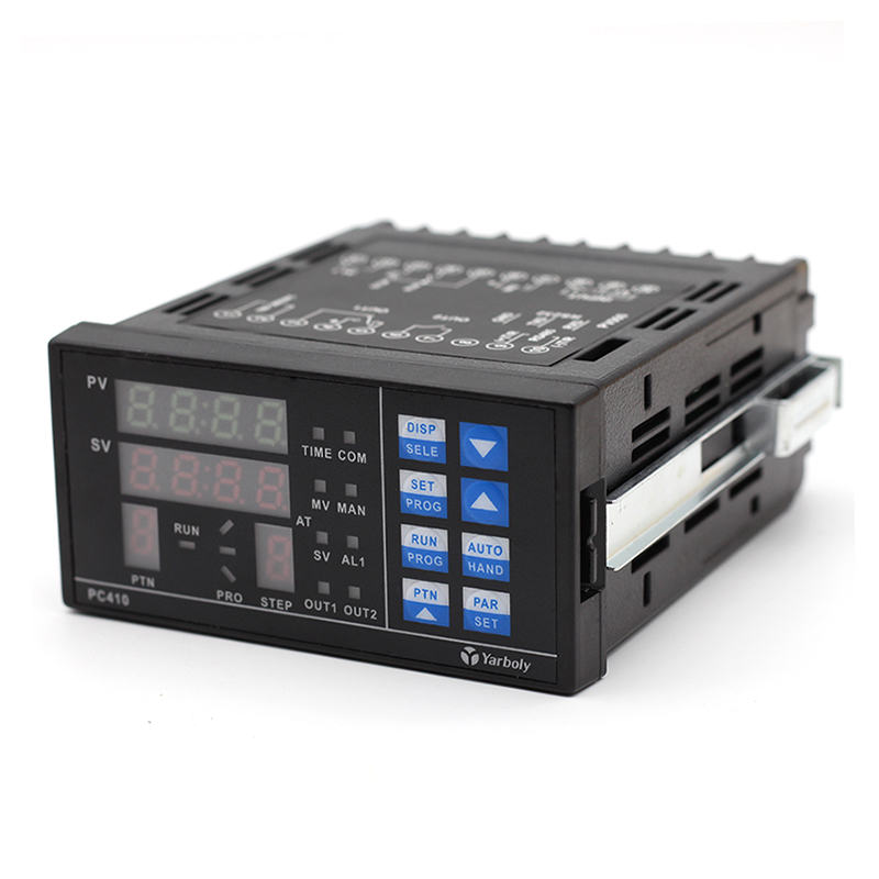 PC410 Digital Temperature Controller Thermostat BGA Rework Station IR with RS232 Communication Module For IR 6500