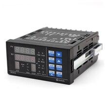 PC410 الرقمية متحكم في درجة الحرارة ترموستات بغا محطة إعادة العمل الأشعة تحت الحمراء مع وحدة اتصالات RS232 ل IR 6500 IR6500 IR6000