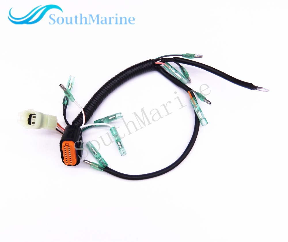 Boat Motor CDI Cable Assembly F20-05000301 for Parsun 4-Stroke F20A F15A Outboard Engine C.D.I CABLE, Free Shipping