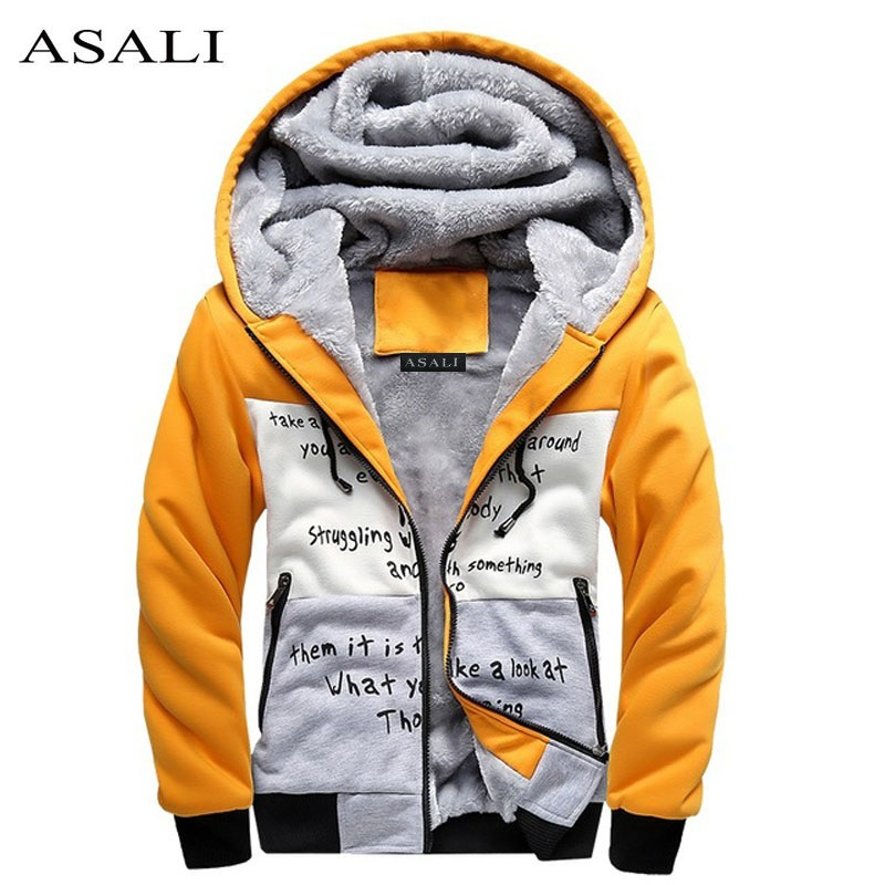 2017 Hot Sell Tracking Winter Hoodies Men Cotton Fashion Tracksuits With Zipper Long Sleeve Of Sportsuit Clothing tracksuit W33