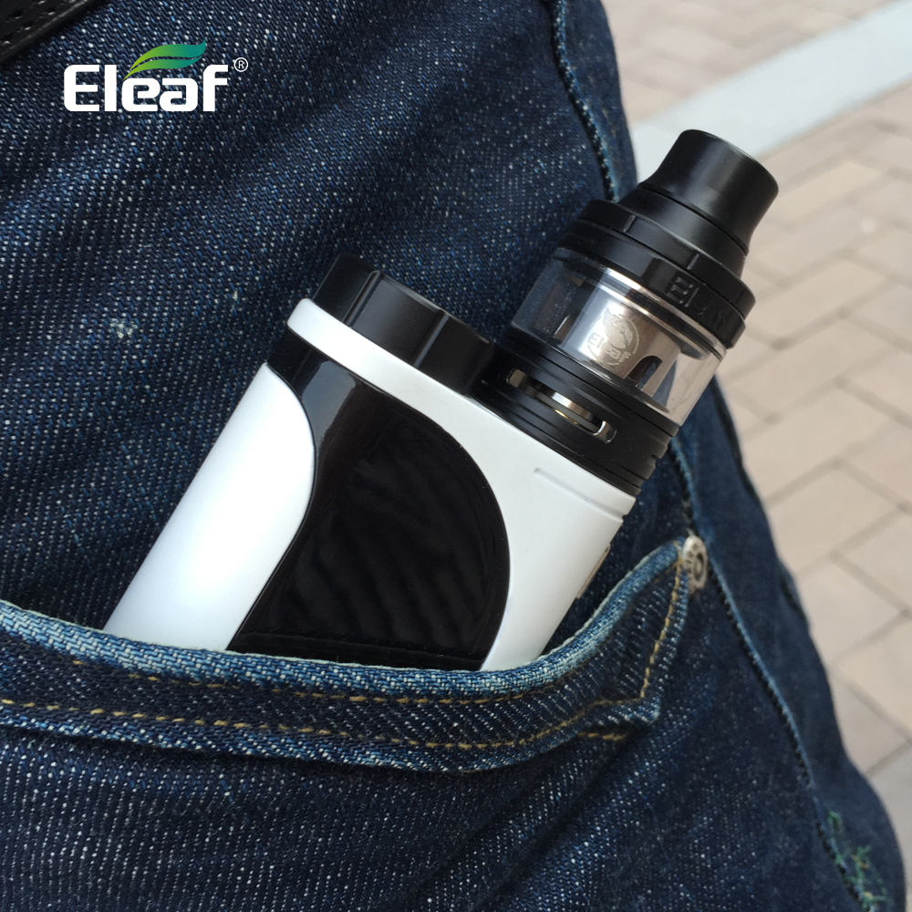 USA entrepôt d'origine Eleaf iStick Pico 25 kit 2 ml avec atomiseur ELLO 1-85 W HW1/HW2 bobines e cigarette - 4