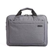 15.6inch Waterproof Notebook Bag Laptop Case Computer Bag Unisex Shoulder Messenger Sleeve crossbody Bag Business Trip Briefcase