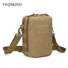 800D Oxford Military Tactical Shoulder Bag,Outdoor Sports Bag Camping Hiking Trekking Molle Crossbody Bag 4 Colors