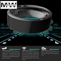 Mrwonder Smart High-tech Магия кольцо Android ISO телефон здоровья трекер беспроводной обмен мониторинг здоровья информации кольцо SAN0