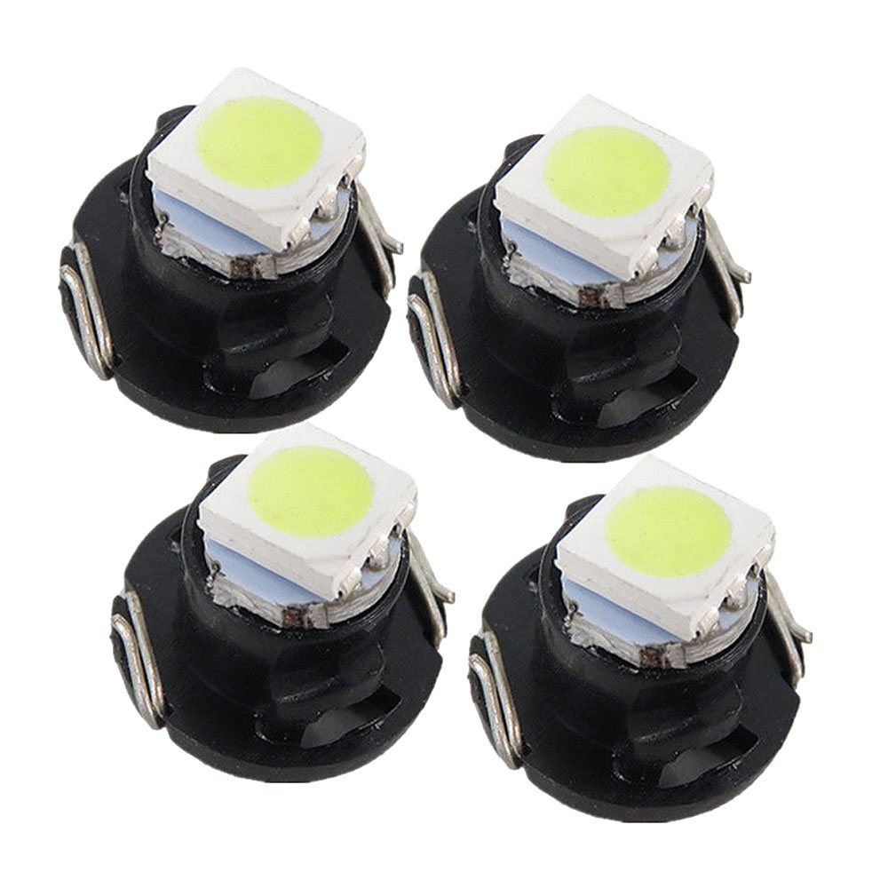10pcs T4.2 Led SMD Car Dashboard Light Panel Speedometer Dash Light Bulbs Auto Dashboard dash Lamp Cluster Bulbs 6 Color #LA05