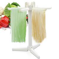 Складная пластиковая сушилка для пасты, вешалка для спагетти, подставка для сушки, аксессуары для лапши