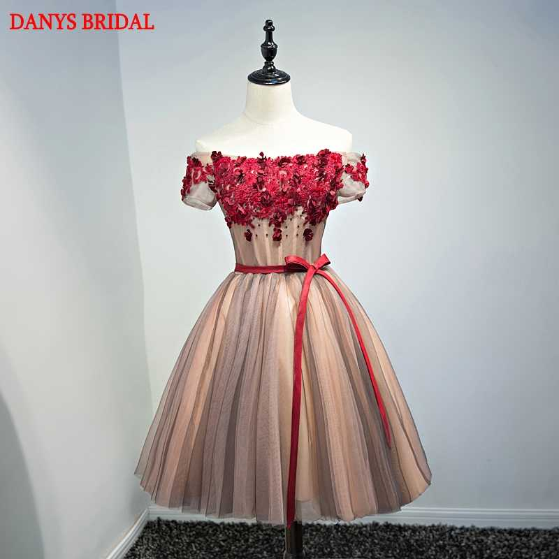 4e01d309cba8b Detail Feedback Questions about Short Homecoming Dresses Off ...