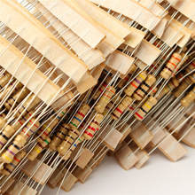Комплект резисторов из углеродистой пленки 100 значений * 10