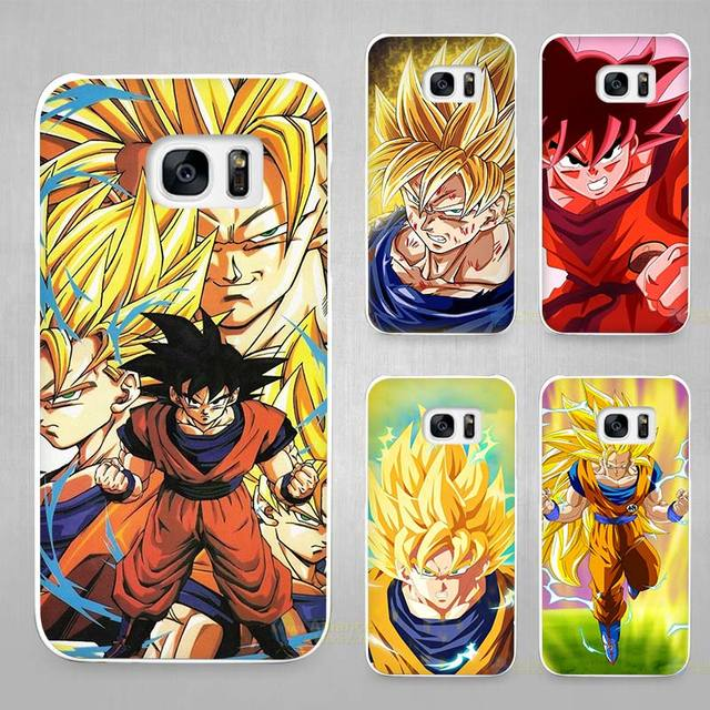 coque dragon ball galaxy s6