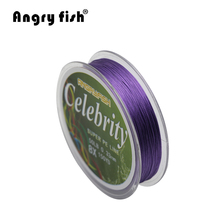 Angryfish 137M 150Yards 8 strands PE Braided Fishing Line  Strong Strength Line