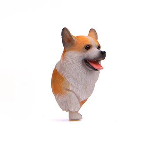 1 шт. практические корги головы магнит на холодильник наклейки мультфильм животных Собака магнит на холодильник фигурку детские игрушки