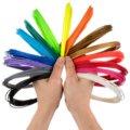3 d de impresión protección Del Medio Ambiente no tóxico pluma consumibles HIPS1.75mm Pluma 3D Filamento PLA Recargas-20 Colores