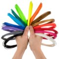 3 d printing pen consumable Environmental protection non-toxic PLA HIPS1.75mm 3D Pen Filament Refills - 20 Colors