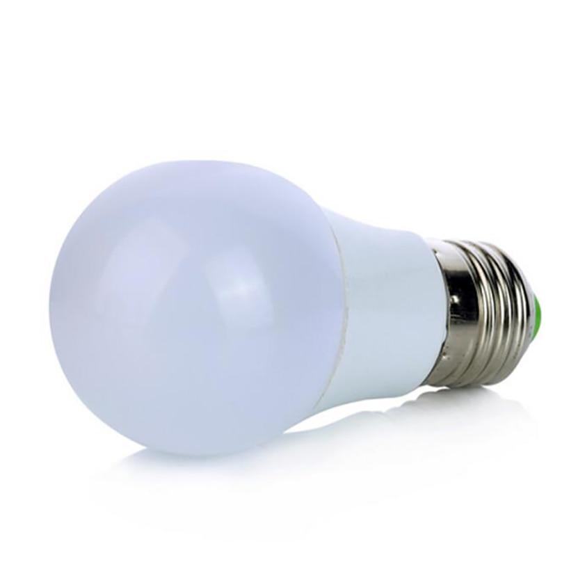 AIMIHUO E27 LED Bulb 16 Colors RGB Light Smart LED Bulbs E27 lamp with Remote Control for Home AC 85 265V 3W 5W 10W Led Light in LED Bulbs Tubes from Lights Lighting
